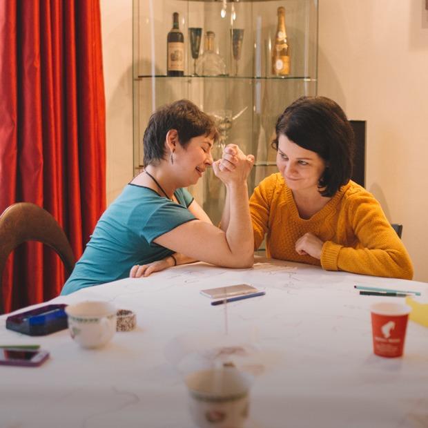 Как устроены спектакли в квартирах москвичей от создателей Remote Moscow — Новое в Москве на The Village