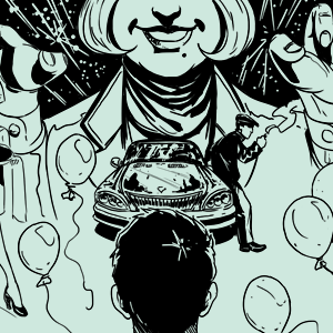 Неизвестный горожанин: На краю света