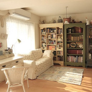 Условия проживания: Квартира для семьи с детьми