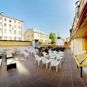 Камера, мотор: 3 кинозала под открытым небом в Петербурге
