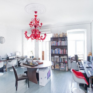 Офис недели (Киев): Sergey Makhno Interior Workshop — Интерьер недели на The Village