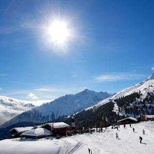 Soelden. Альпийская Ибица — Путешествия по Европе от читателей The Village на The Village
