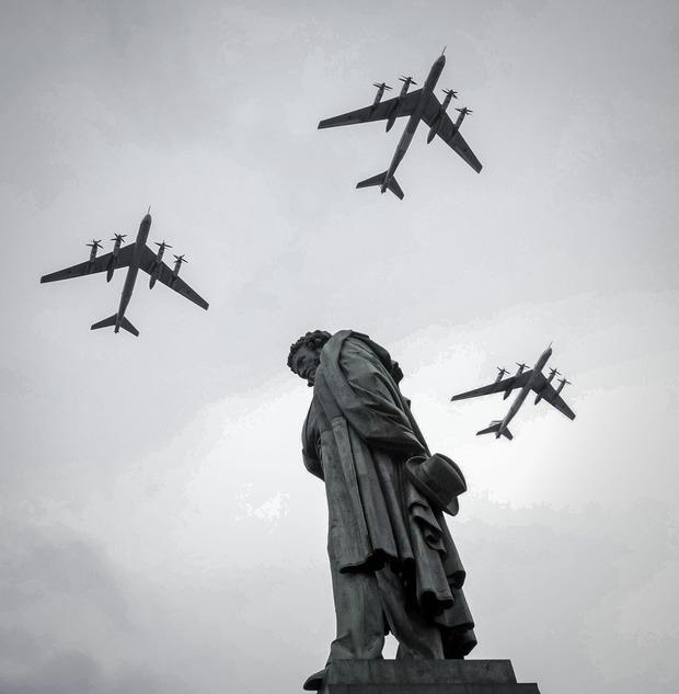 Камера наблюдения: Москва глазами Сергея Пономарёва — Галереи на The Village