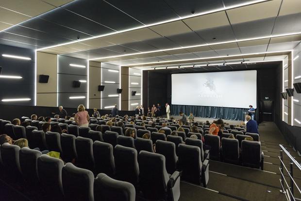 На «Ленфильме» откроется кинозал практически на200 созерцателей
