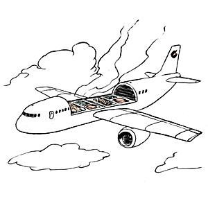 Есть вопрос: «Можно ли просить добавку в самолёте?» — Есть вопрос на The Village