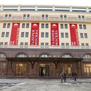 В гостинице «Москва» открывается торговая галерея — Магазины на The Village