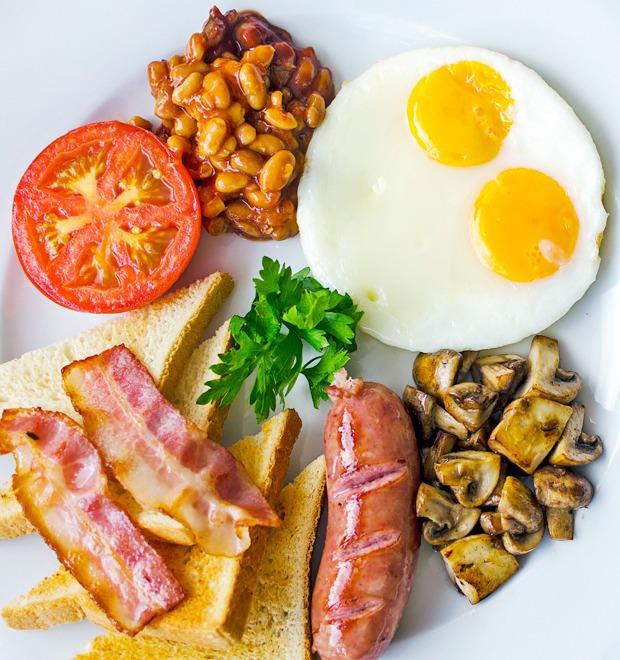 Пока ты спал: Ранние завтраки в Киеве — Рестораны на The Village