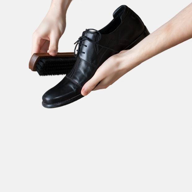 Как ухаживать за кожаной обувью — Сервис на The Village