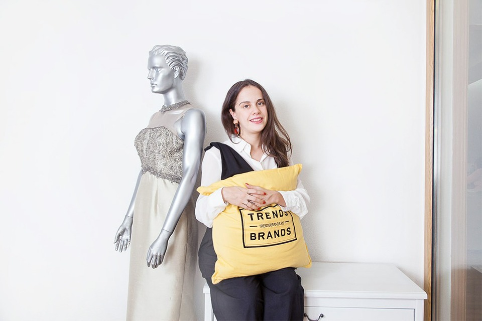 Рабочий стол: Анастасия Сартан, Trends Brands — Как это работает translation missing: ru.desktop.posts.titles.on The Village