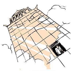 Есть вопрос: «Почему нельзя открывать окна в небоскрёбе?» — Есть вопрос translation missing: ru.desktop.posts.titles.on The Village
