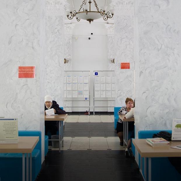 Коридоры времени. Как выглядит изнутри екатеринбургский Главпочтамт — Архитектура на The Village