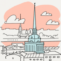 16 июня — Утро в Петербурге на The Village