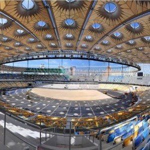 На открытие стадиона «Олимпийский» осталось менее 2 000 билетов — Евро-2012 на The Village