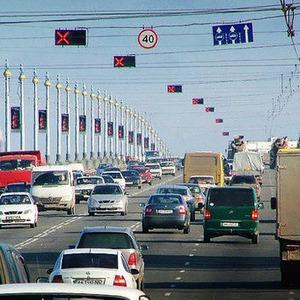 На двух дорогах столицы будет реверсивное движение — Ситуация translation missing: ru.desktop.posts.titles.on The Village