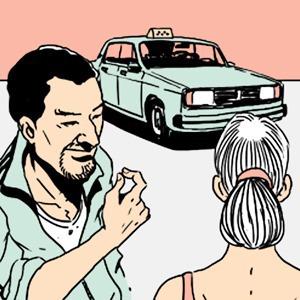 Есть вопрос: Как быть, если у таксиста нет сдачи? — Есть вопрос на The Village
