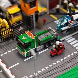 Фото дня: Как выглядит музей Lego в Петербурге