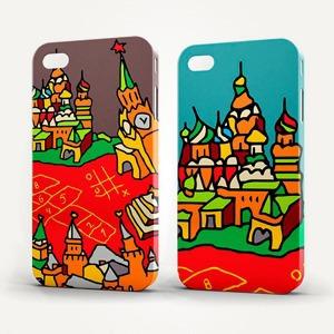 Звезда горит: Новые сувениры с символикой Москвы — Туризм на Look At Me