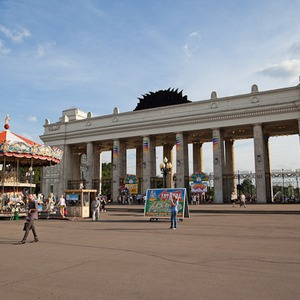 Парку Горького вернут исторический вид и культурную программу — Парк Горького на The Village