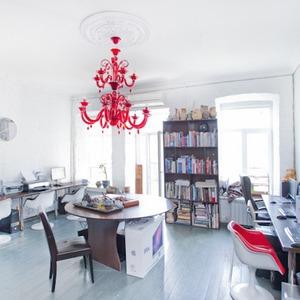 Офис недели (Киев): Sergey Makhno Interior Workshop — Офисы на The Village