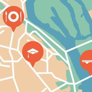 Самые популярные места Foursquare в Киеве — Ситуация на The Village