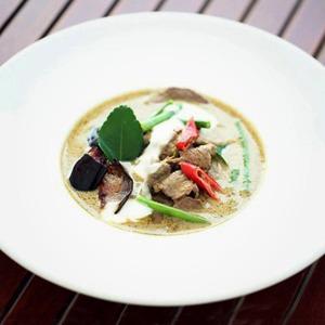 Рецепты шефов: Говядина в зелёном карри