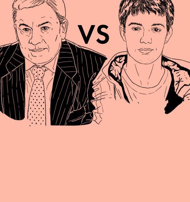 К барьеру: Фёдор Горожанко против Василия Кичеджи — Ситуация на The Village