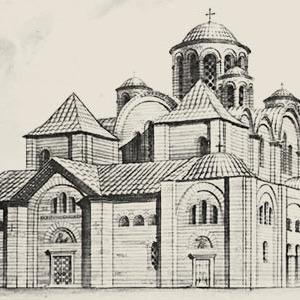 Попов предложил создать на месте Десятинной церкви музей — Ситуация на The Village