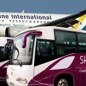 Билеты на SkyBus начали продавать через интернет — Евро-2012 на The Village