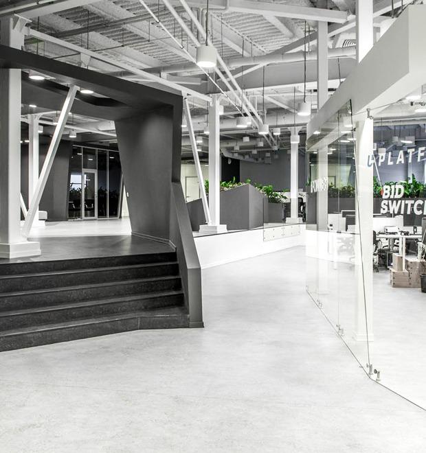 Интерьер недели (Москва): Офис компании Iponweb  — Интерьер недели на The Village