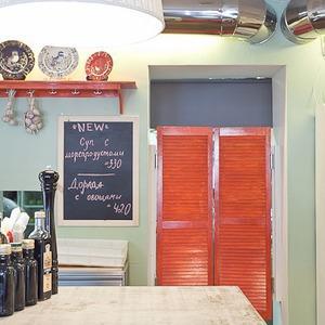 Новое место (Петербург): Caffe Centrale — Новое место на The Village