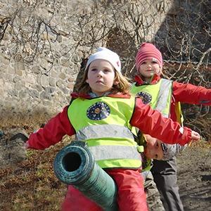 Иностранный опыт: Чем занимаются малыши в детских садах Осло, Брюсселя, Парижа и Цуга — Иностранный опыт на The Village