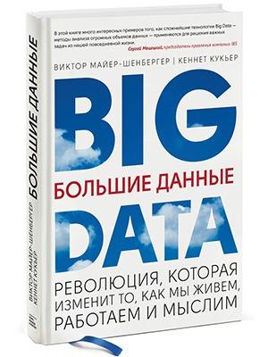 Виктор Майер-Шенбергер, Кеннет Кукьер Big Data — Кейсы на The Village