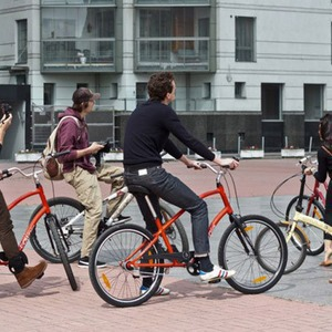 Городские байки: Велопрокаты Петербурга