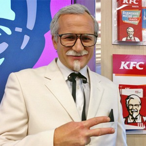 В Киеве открылся KFC — Еда на The Village