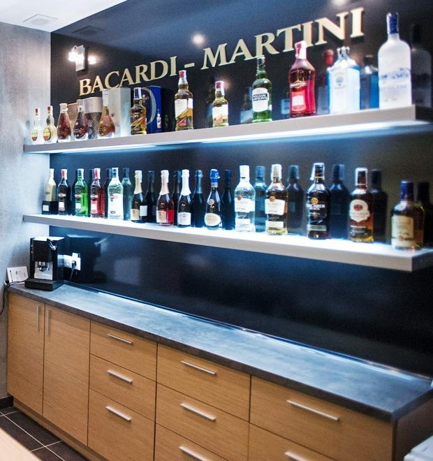 Офис недели (Киев): Bacardi-Martini Ukraine — Интерьер недели на Look At Me