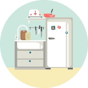 Квартирный вопрос: Что делать с маленькой кухней? — Квартирный вопрос на The Village