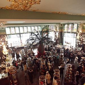 Фоторепортаж: Открытие отреставрированного «Елисеевского магазина» — Фоторепортаж на The Village