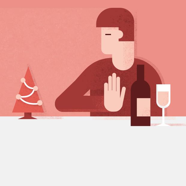Как отказаться от алкоголя за новогодним столом? — Этика translation missing: ru.desktop.posts.titles.on The Village