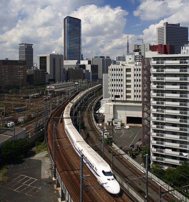 Дизайн от природы: Транспортные и архитектурные инновации в Японии