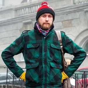 Внешний вид: Андрей Гирчук, основатель Roof Events Kiev — Внешний вид на The Village
