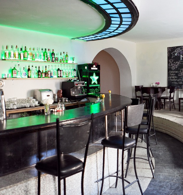 Новое место: Кафе «Чистый лист» — Рестораны на The Village