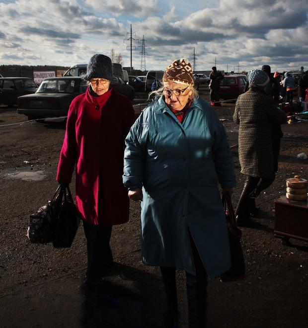 Камера наблюдения: Москва глазами Марии Плотниковой — Галереи на The Village