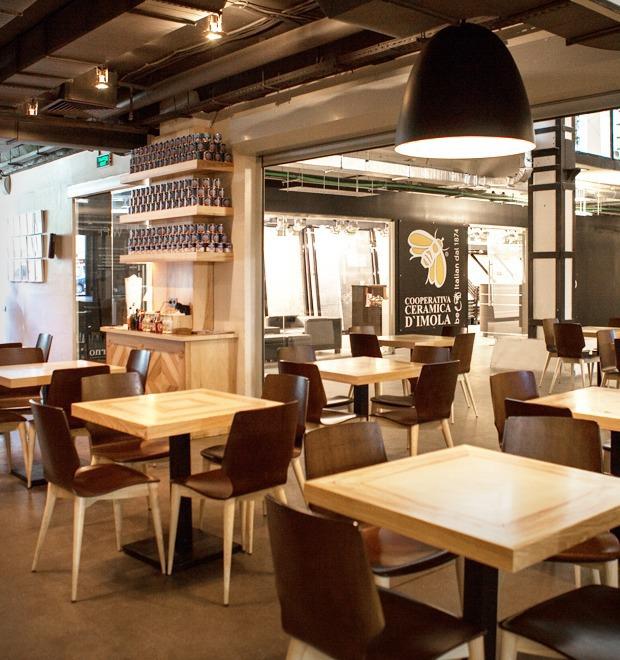 Еда на Artplay: 8 кафе и ресторанов — Рестораны на The Village