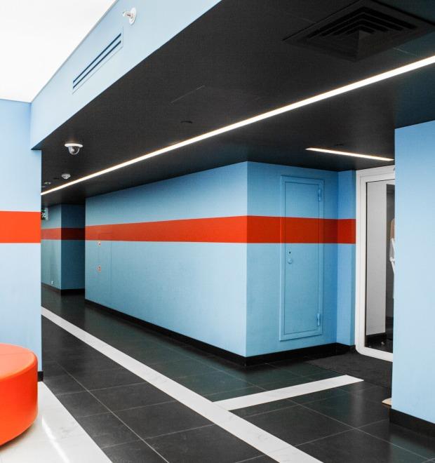 Офис недели (Москва): «Центр финансовых технологий» — Офисы на The Village