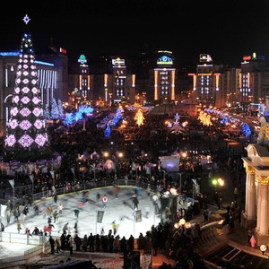 Мэрия ждёт от киевлян идеи празднования Нового года — Ситуация на The Village
