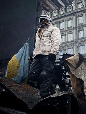 Бизнес в огне: Украинские предприниматели переживают революцию