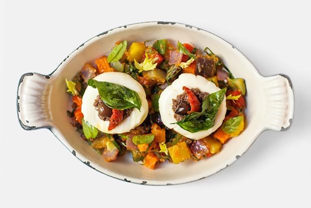 Три небанальных завтрака с яйцами