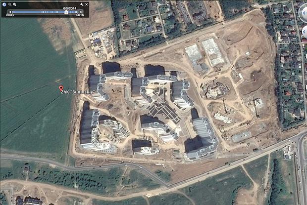 Вид сверху: Как менялась Новая Москва — Простые числа на The Village
