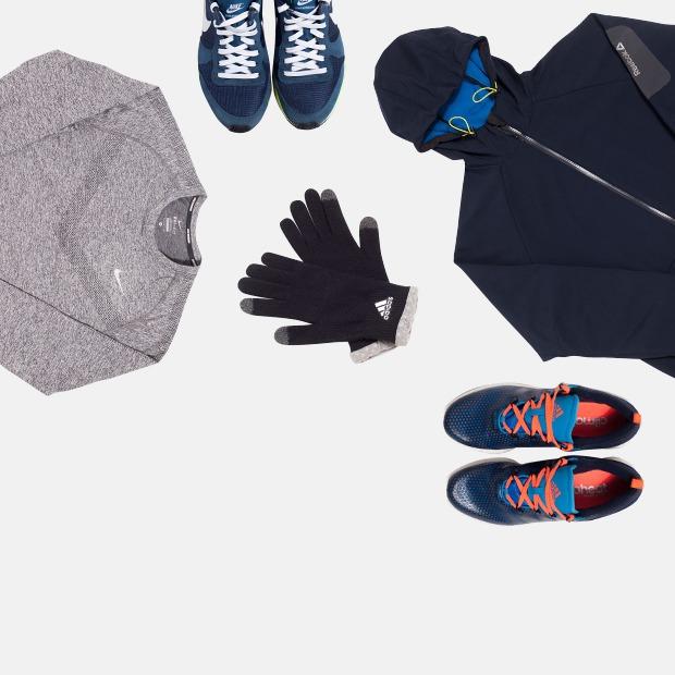 Тест-драйв одежды для бега