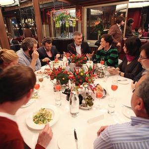 Разговоры на ужине: Фермерские продукты в Москве — Ужины в баре Strelka на The Village
